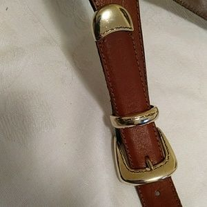 Accessories - Bonded leather belt